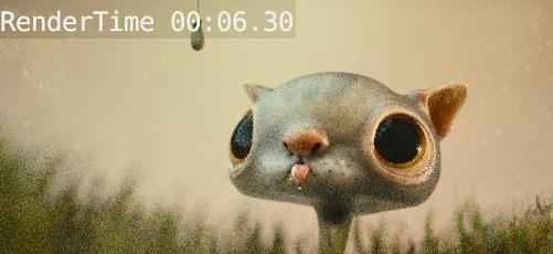 Fishy Cat NOhair